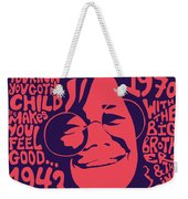 Peace Of My Heart Weekender Tote Bag