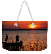 Peace Over The Water Weekender Tote Bag
