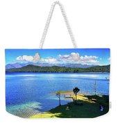 Peace Rara Lake Weekender Tote Bag