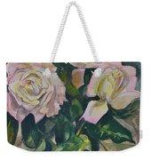 Peace Rose Weekender Tote Bag