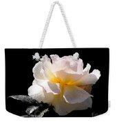 Peace Rose Inner Light Weekender Tote Bag