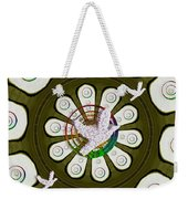 Peacedoves Bringing Peace To The Earth Weekender Tote Bag