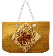 Peaceful - Tile Weekender Tote Bag