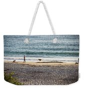 Peaceful Beaches Weekender Tote Bag