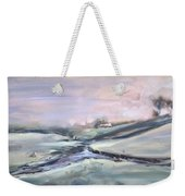 Peaceful Brook Weekender Tote Bag