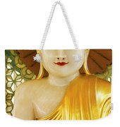 Peaceful Buddha Weekender Tote Bag