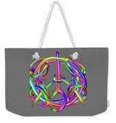 Peaceful Dicks  Weekender Tote Bag