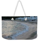 Peaceful Evening On Dawn Beach Weekender Tote Bag