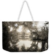 Peaceful Evening Weekender Tote Bag