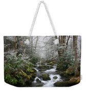 Peaceful Flow Weekender Tote Bag