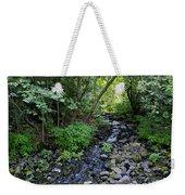 Peaceful Flowing Creek Weekender Tote Bag