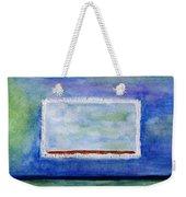 Peaceful Weekender Tote Bag