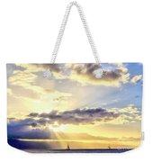 Peaceful Journey Weekender Tote Bag