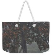Peaceful Morning Mist Weekender Tote Bag