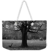 Peaceful Park Weekender Tote Bag