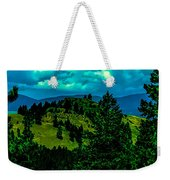 Peaceful Perspective  Weekender Tote Bag