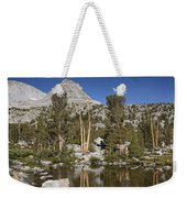 Peaceful Retreat Weekender Tote Bag