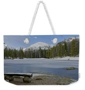 Peaceful Rocky Mountain National Park Weekender Tote Bag