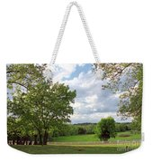 Peaceful Setting Weekender Tote Bag
