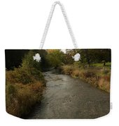 Peaceful Stream Weekender Tote Bag
