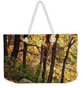 Peaceful Trees Weekender Tote Bag