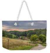 Peaceful Valley Weekender Tote Bag