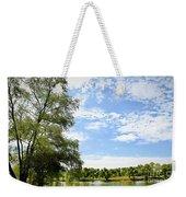 Peaceful View - Bradfield Park 18-37 Weekender Tote Bag
