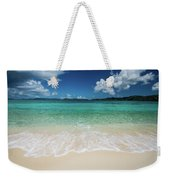Peaceful Waves Weekender Tote Bag
