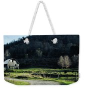 Peaceful West Virginia Valley Weekender Tote Bag