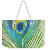 Peacock Feathers-jp3609 Weekender Tote Bag
