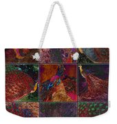 Peacocks Weekender Tote Bag