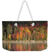 Peak Begins Weekender Tote Bag