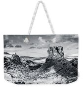Peak Of Imagination Weekender Tote Bag