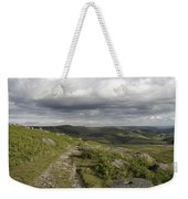 Peak Path Weekender Tote Bag