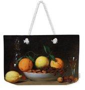 Peale Dessert 1814 Weekender Tote Bag by Granger