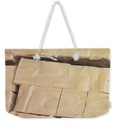 Peanut Butter Fudge Weekender Tote Bag