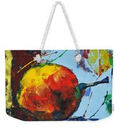 Pear And Sun Weekender Tote Bag