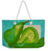 Pear Gem 2 Weekender Tote Bag