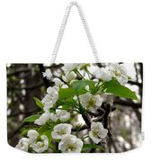 Pear Tree Blossoms 2 Weekender Tote Bag