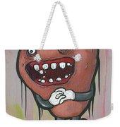 Pear Troll Weekender Tote Bag