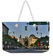Pearl And Main Street Weekender Tote Bag