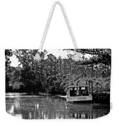 Pearl And The Sparkling Waters Weekender Tote Bag