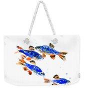 Pearl Danio Weekender Tote Bag