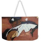 Pearl Primus Weekender Tote Bag