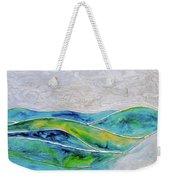 Pearl Sky Weekender Tote Bag