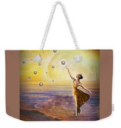 Pearls Of Heaven Weekender Tote Bag