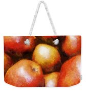 Pears D'anjou Weekender Tote Bag