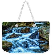 Pearsons Falls On Colt Creek Weekender Tote Bag