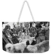 Peary Expedition, C1908 Weekender Tote Bag