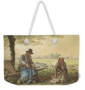 Peasants Resting Weekender Tote Bag